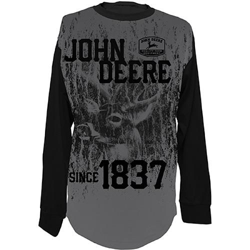 John Deere Since 1837 Long Sleeve Shirt