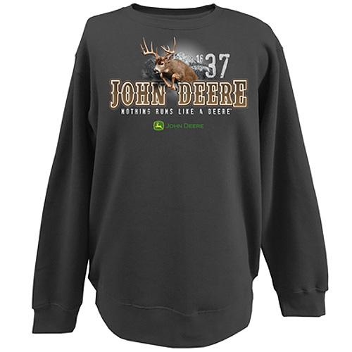 John Deere Nothing Runs Like A Deere Sweatshirt