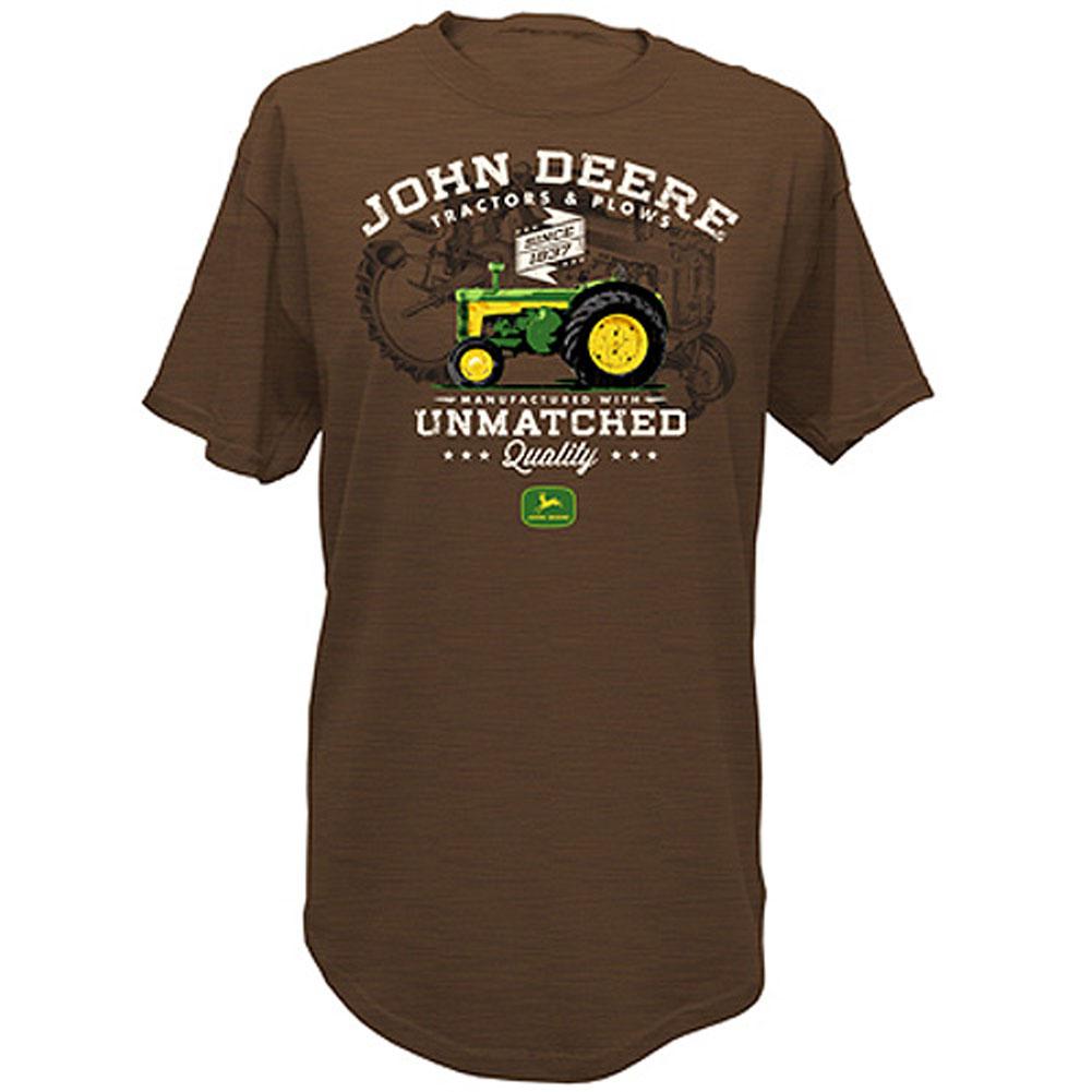 John Deere Unmatched Quality T-Shirt