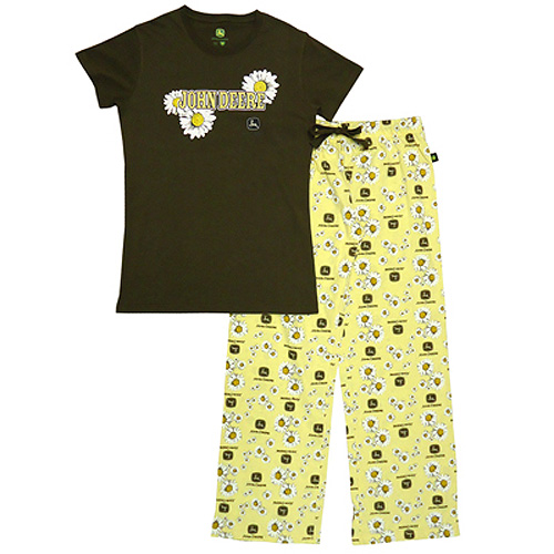 John Deere Sunflower Pajamas