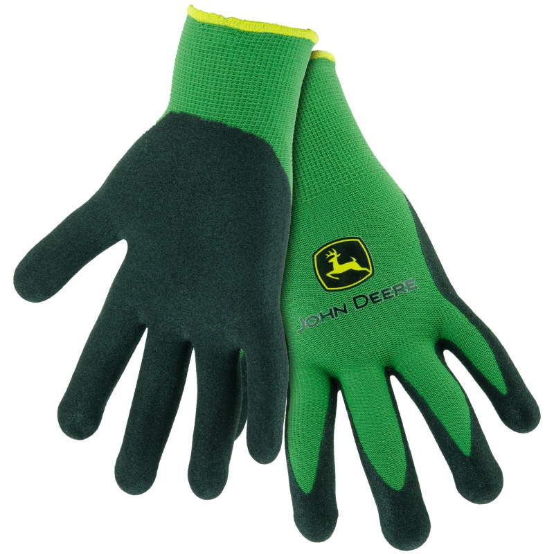 John Deere Nitrile Coated Grip Glove