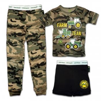 John Deere Farm Team Pajamas Set