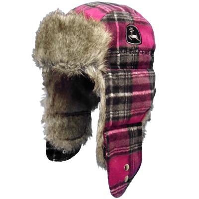 John Deere Trapper Hat