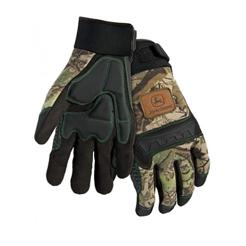 John Deere Anti-Vibe Knuckle Glove