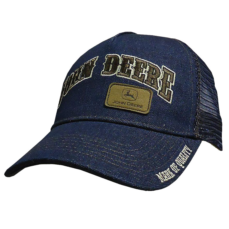 John Deere Mark Of Quality Mesh Cap