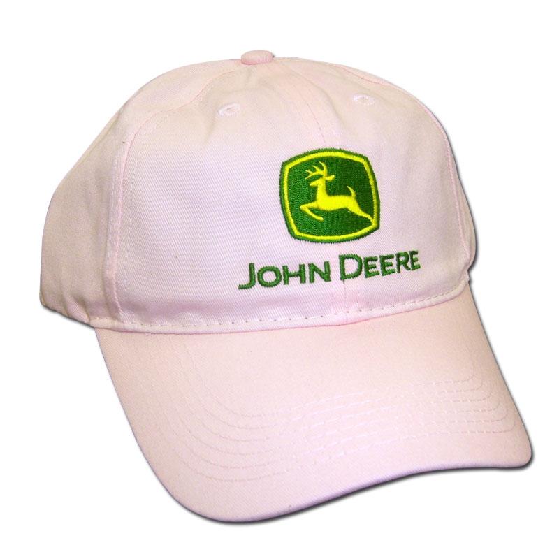 John Deere Logo Baseball Cap