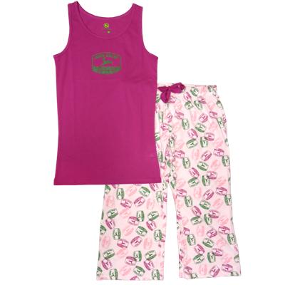 John Deere Vintage Logo Pajamas