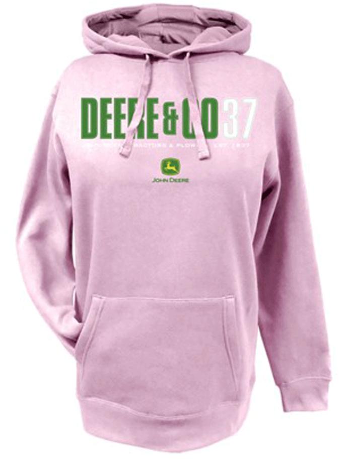 DAMAGED John Deere Deere & Co Hoodie