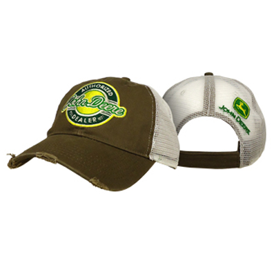 John Deere Authorized Dealer Mesh Cap
