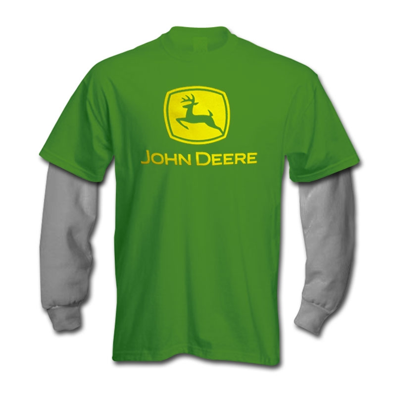 John Deere Long Sleeve T-Shirt
