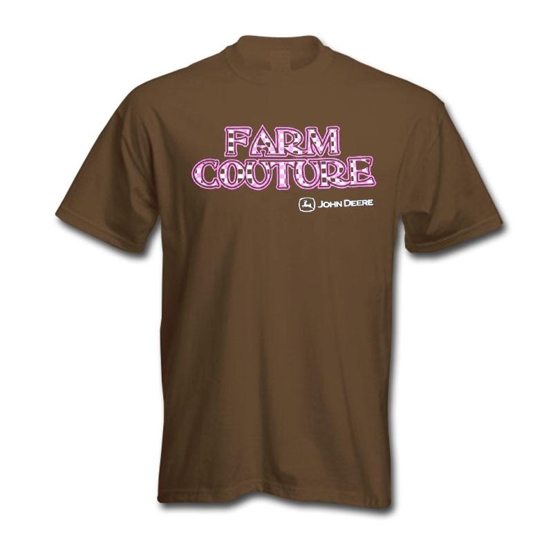 John Deere Farm Couture T-Shirt