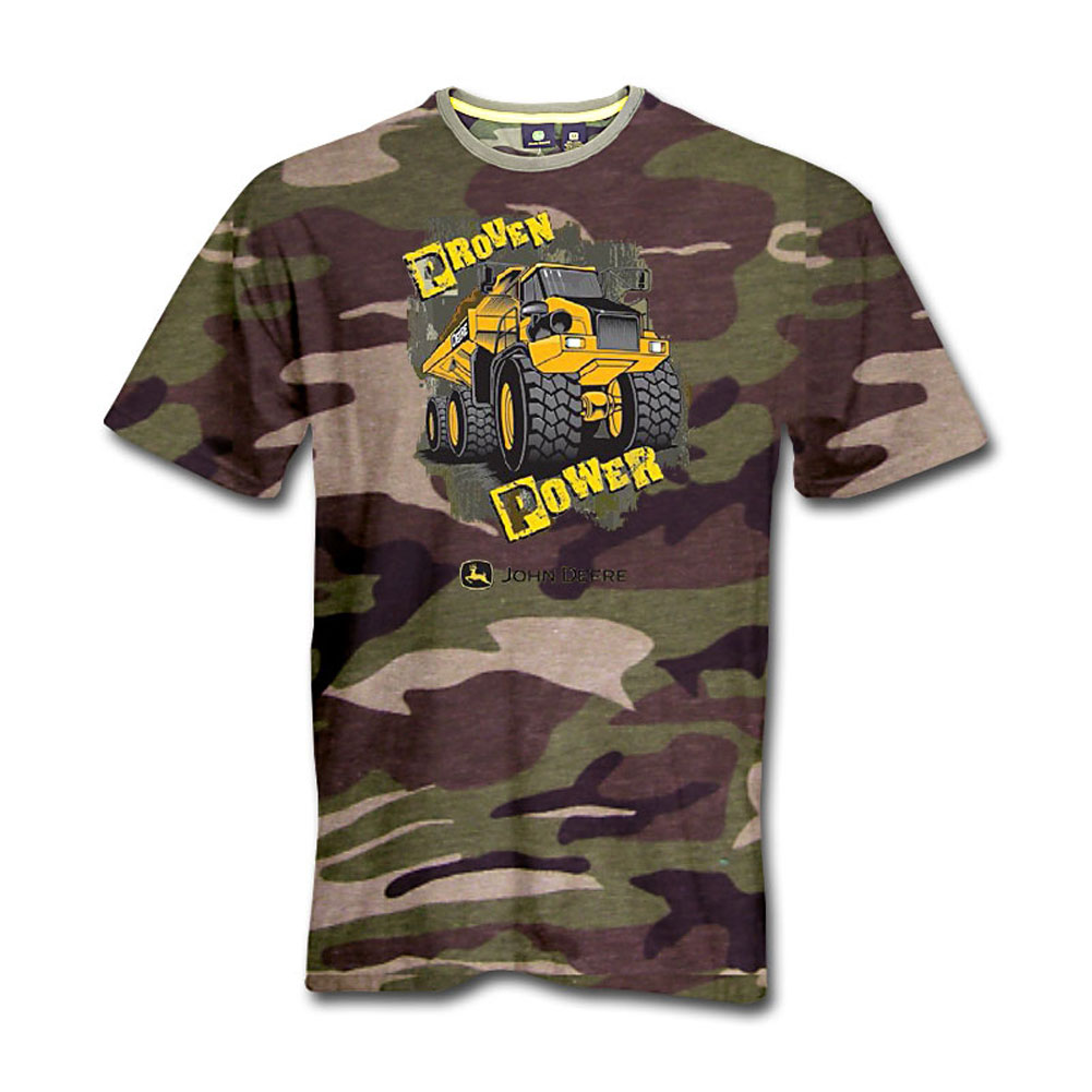 John Deere Proven Power T-Shirt